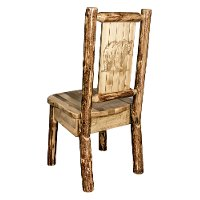 MWGCKSCNLZBEAR Country Bear Dining Chair - Glacier Country