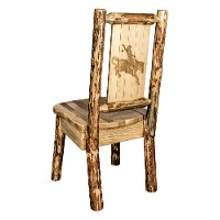 MWGCKSCNLZBRONC Country Bronc Dining Chair - Glacier Country