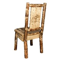 MWGCKSCNLZMOOSE Country Moose Dining Chair - Glacier Country