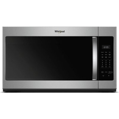 WMH31017HS Whirlpool Over the Range Microwave - 1.7 cu. ft. Stainless Steel