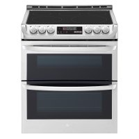 LTE4815ST LG Electric Range - 7.3 cu. ft. Stainless Steel