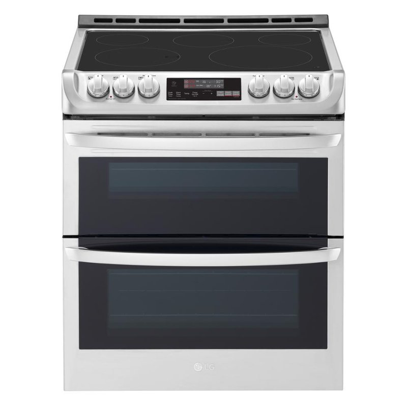 Lg Electric Range 7 3 Cu Ft Stainless Steel Rc Willey Furniture