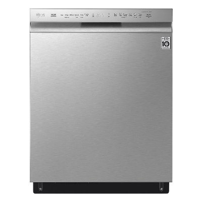 LDF5678ST LG Front Control WiFi Enabled Dishwasher with QuadWash - Stainless Steel
