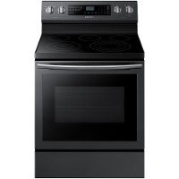 NE59N6630SG Samsung 5.9 cu. ft. Electric Range - Black Stainless Steel