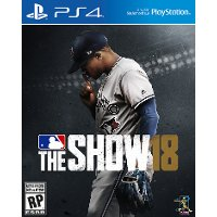 PS4 SCE 302228 MLB The Show 18 - PS4