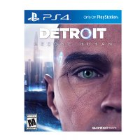 PS4 SCE 301887 Detroit: Become Human - PS4