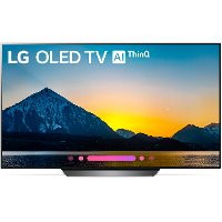 OLED55B8PUA LG B8PUA 55 Inch 4K OLED AI Smart TV with ThinQ