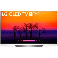 OLED65E8PUA LG E8PUA Series 65 Inch 4K HDR OLED Smart TV w/ AI ThinQ®