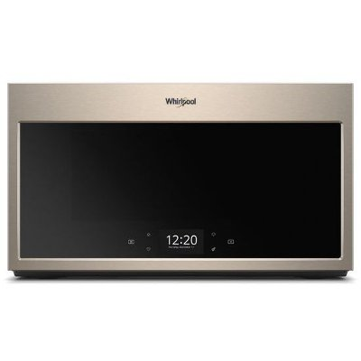 WMHA9019HN Whirlpool Over the Range Microwave - 1.9 cu. ft. Sunset Bronze