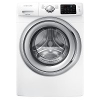 WF45N5300AW Samsung Front-Load Washer - 4.5 cu. ft.  White