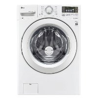 WM3080CW LG 5.0 cu. ft. Front Washer - White