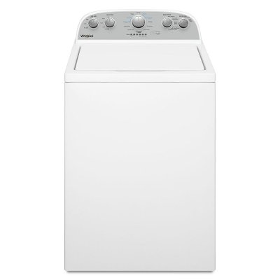 WTW4950HW Whirlpool Top Load Washing Machine - 3.6 cu. ft. White