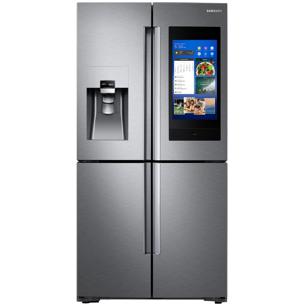Samsung Family Hub Side By Side Refrigerator 36 Inch Stainless