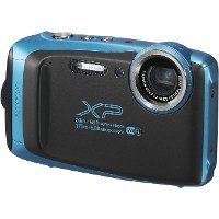 XP130SB-US-CD Blue Fuji FinePix XP130 Digital Camera