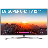 49SK8000 LG SK8000 Series 49 Inch 4K HDR LED SUPER UHD Smart TV w/ AI ThinQ