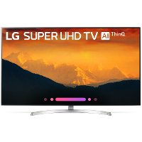 65SK9000 LG SK9000 Series 65 Inch 4K HDR LED AI SUPER UHD Smart TV w/ ThinQ