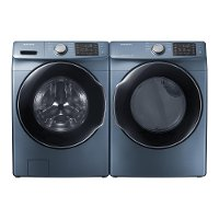 KIT Samsung Front Load Washer and Dryer Set - Azure Electric