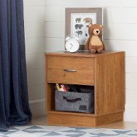 11499 Country Pine Nightstand - Logik