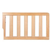 Natural Toddler Bed Guardrail - Dream On Me