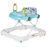 Blue Activity Baby Walker - On The Go