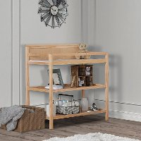 Casual Classic Natural Universal Changing Table - Jax