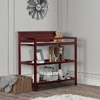 Casual Classic Cherry Universal Changing Table - Jax
