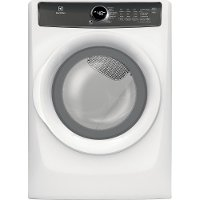 EFMG427UIW Electrolux Perfect Steam Gas Dryer - 8.0 cu. ft. White