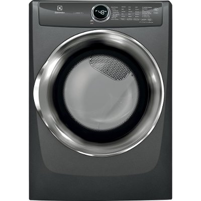 EFME527UTT Electrolux Electric Dryer - 8.0 cu. ft. Titanium