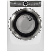 EFME627UIW Electrolux 8.0 Cu. Ft. Electric Dryer - White