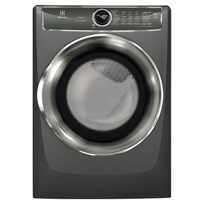 EFME627UTT Electrolux Electric Dryer - 8.0 cu. ft. Titanium