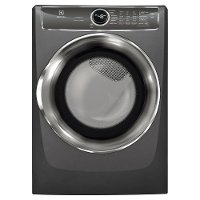 EFME627UTT Electrolux Electric Dryer with Predictive Dry - 8.0 Cu. Ft. Titanium