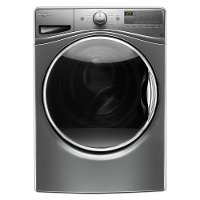 WFW85HEFC Whirlpool Front Load Washer - 4.5 cu. ft. Chrome Shadow
