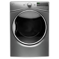 WED85HEFC Whirlpool Electric Dryer - 7.4 cu. ft. Chrome Shadow