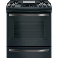 JGS760FELDS GE Gas Range - 5.6 cu. ft. Black Slate