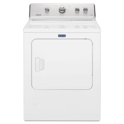 MEDC465HW Maytag Front Load Electric Dryer - 7.0 cu. ft. White