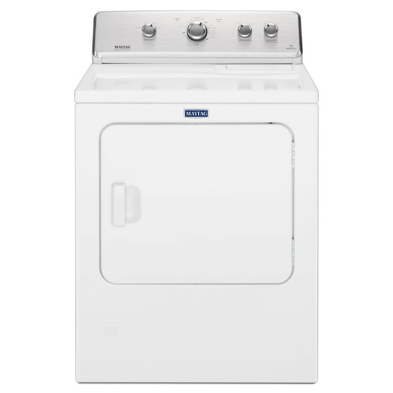 Maytag Front Load Electric Dryer - 7.0 cu. ft. White
