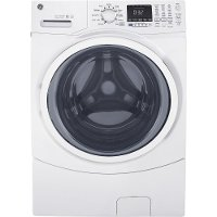GFW450SSMWW GE 4.5 cu. ft. Front Load Washer - White
