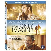 I Can Only Imagine (Blu-ray + DVD + Digital Code)