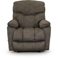 16-766/B153853/WREC Silver Reclina Wall Away Recliner - Morrison
