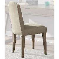 Classic Dusk and Light Beige Desk Chair - Study Hall