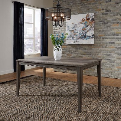 Gray Modern Dining Table - Tanners Creek