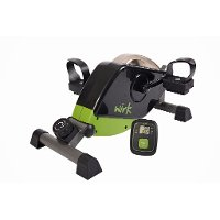 85-1200 Wirk Under Desk Exercise Bike Green