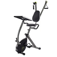 85-2449 Wirk Recumbent Exercise Bike and Work Station
