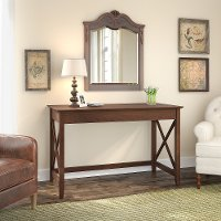 Cherry Brown Casual 48 Inch Writing Desk - Key West