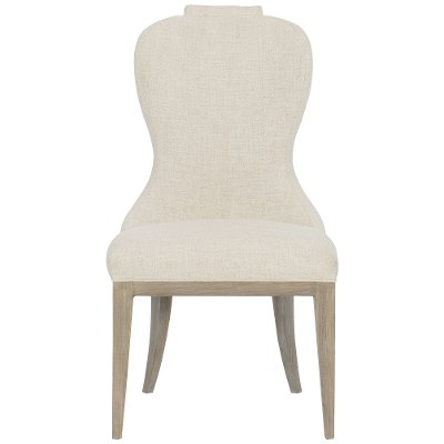 Sandstone Upholstered Dining Room Chair - Santa Barbara