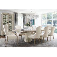 Sandstone 7 Piece Dining Set - Santa Barbara