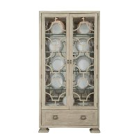 Sandstone China Cabinet - Santa Barbara