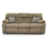 Stone Brown Power Reclining Living Room Set - Tribute