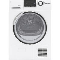 GFT14ESSLWW GE 24 Inch Electric Dryer - 4.0 Cu. Ft.  White