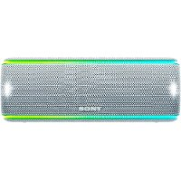 SRSXB31/W White Sony Portable Bluetooth Speaker with Lights SRS-XB31